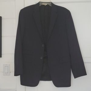 Perry Ellis Men's Navy Blazer